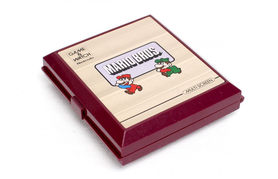 Game & Watch – Mario Bros.