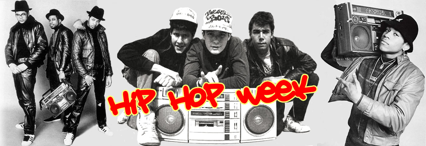 Hip Hop Week – My Introduction to Rap