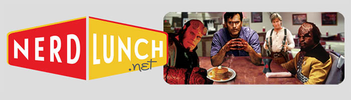 My Tribute To The Nerd Lunch Podcast